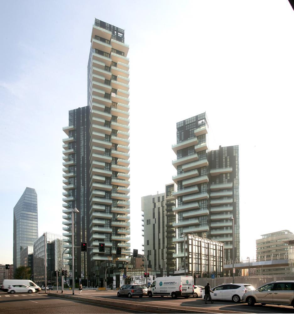 Porta Nuova Solea and Solaia Towers: Photo 5