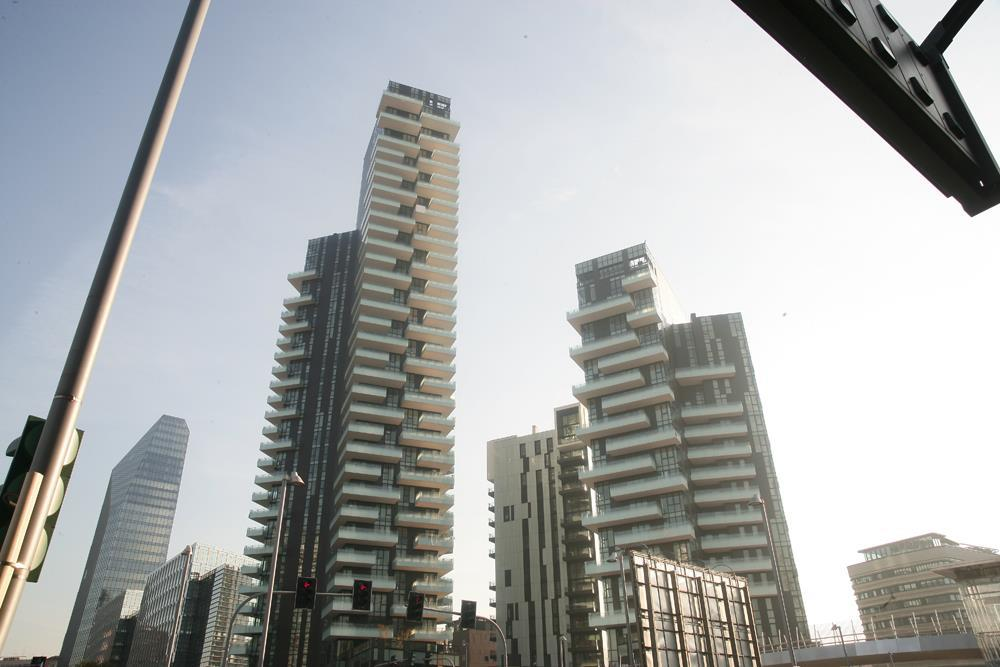 Porta Nuova Solea and Solaia Towers: Photo 6