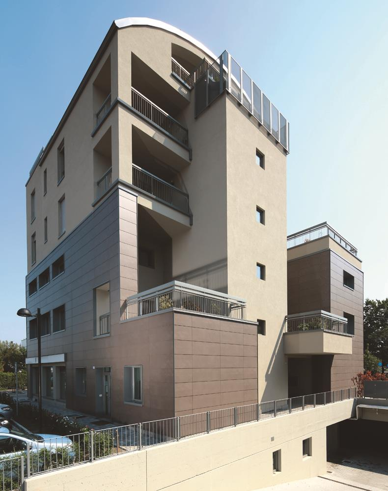 "Multifunctional Building ""La Magnifica Rotonda"": Photo 6"